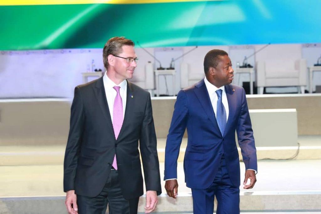 M. Jyrki Katainen a réitéré, à cet égard, l'engagement de l'Union Européenne à soutenir les projets de développement inscrits dans le Plan national de développement (PND) et à renforcer la coopération économique avec le Togo
