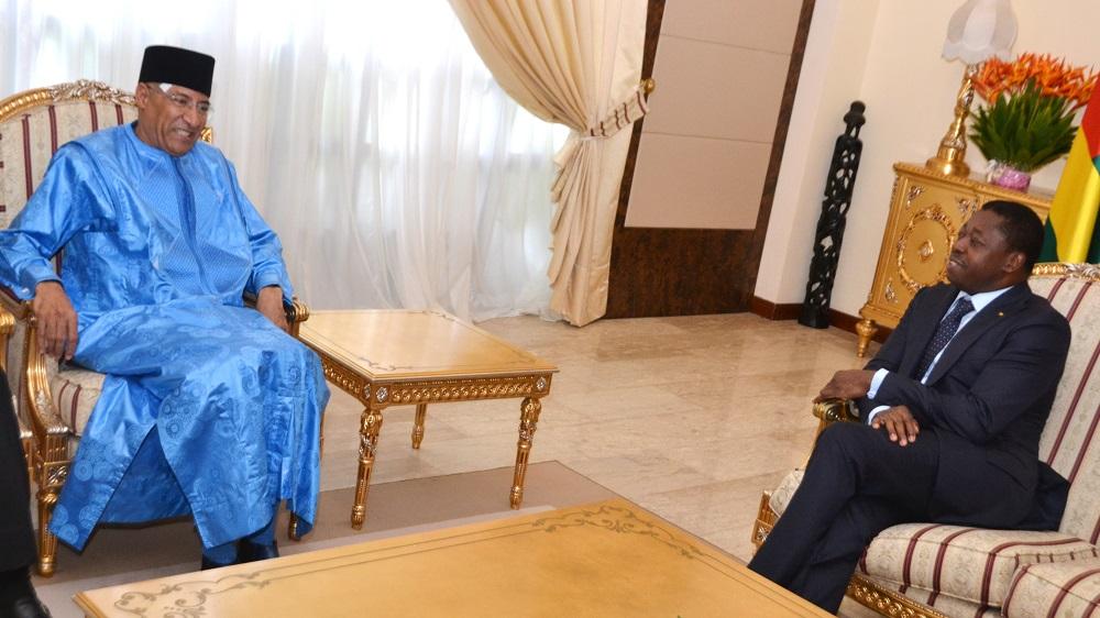 Le chef de l'Etat a échangé avec le DG de l'ASECNA Le Président de la République SEM Faure Essozimna Gnassingbé s'est entretenu, ce 26 juin 2019, avec M. Mohamed Moussa, directeur général de l'Agence pour la sécurité de la navigation aérienne en Afrique et à Madagascar (ASECNA