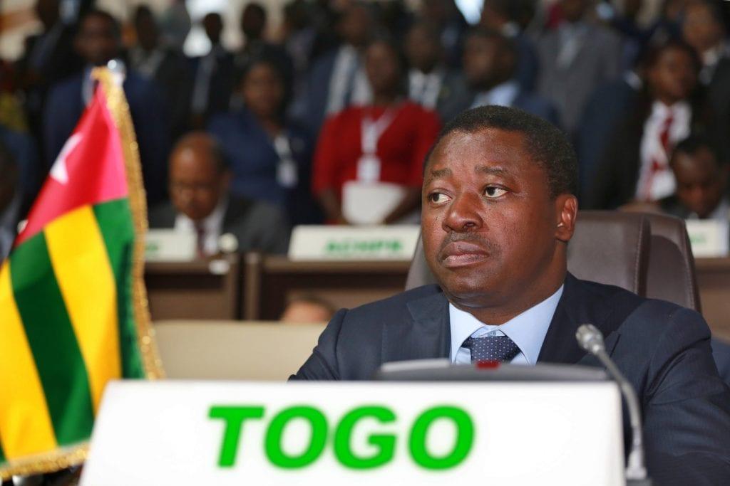 Le Président de la République SEM Faure Essozimna Gnassingbé a pris part aux travaux du douzième sommet extraordinaire de la Conférence des chefs d'Etat et de gouvernement de l'Union Africaine (UA), ce 07 juillet 2019 à Niamey au Niger.