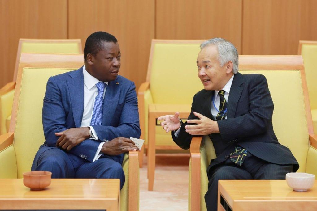 Le chef de l'Etat SEM Faure Essozimna Gnassingbé est arrivé ce dimanche 25 août 2019 au Japon pour prendre part aux travaux de la 7è Conférence internationale de Tokyo sur le développement de l'Afrique (TICAD7).