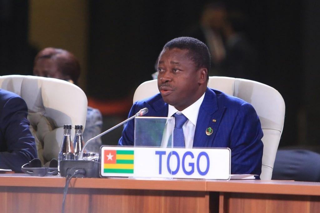Le Président de la République SEM Faure Essozimna Gnassingbé prend part à New York aux USA aux travaux de la 74è session de l'Assemblée générale des Nations unies.