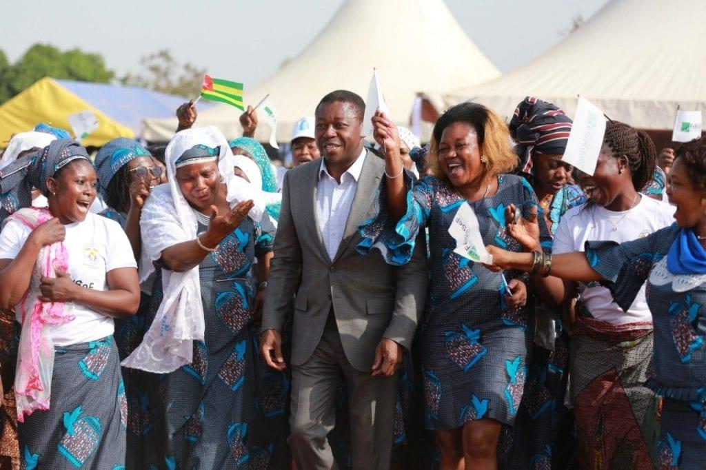 Faure Gnassingbé a lancé un nouveau produit FNFI