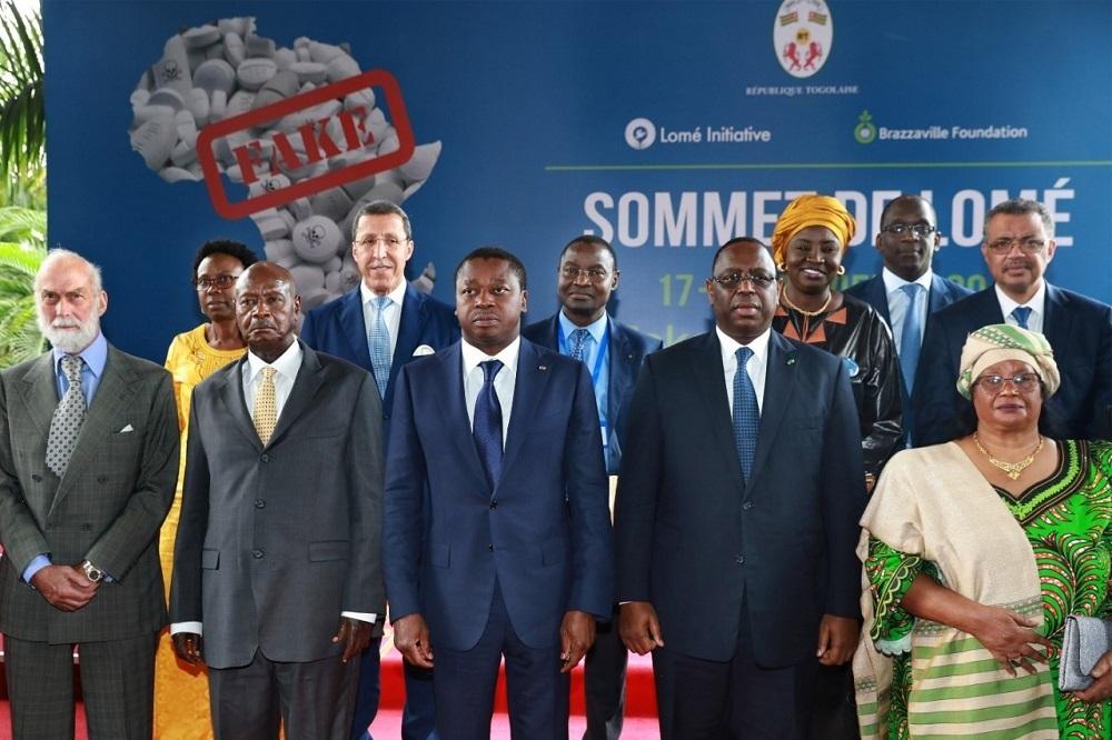 Les travaux du sommet de lancement de l'Initiative de Lomé pour la lutte contre le trafic de médicaments, et autres produits médicaux de qualité inférieure et falsifiés se sont tenus ce 18 janvier 2020