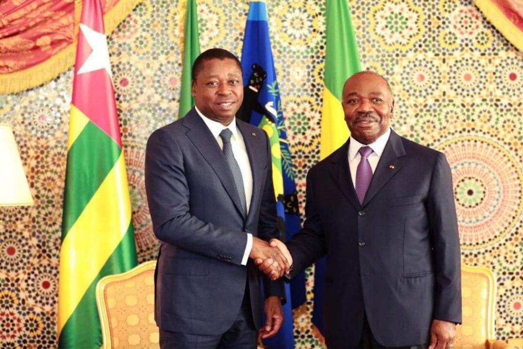 A l'invitation du Président gabonais SEM Ali Bongo Ondimba, le chef de l'Etat SEM Faure Essozimna Gnassingbé a effectué une visite de travail et d'amitié à Libreville au Gabon.