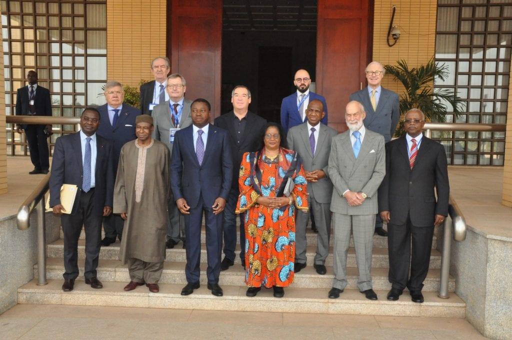 Lutte contre le trafic de faux médicaments : d'imminentes personnalités saluent l'initiative du Togo