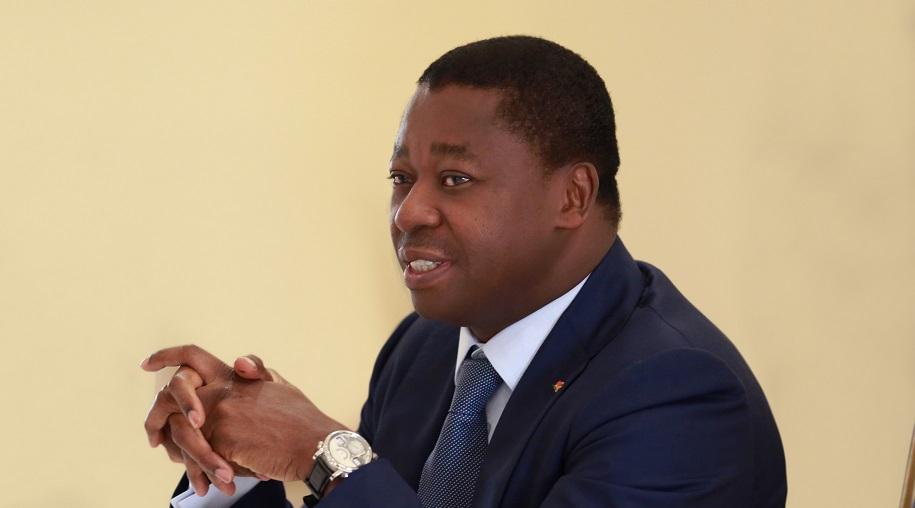 Coronavirus/Togo : Rencontre entre le chef de l'Etat Faure Gnassingbé et une délégation des principaux acteurs de la santé publique