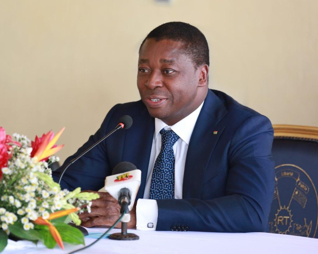 Le Président de la République SEM Faure Essozimna Gnassingbé, a pris ce 1er avril 2020, un décret portant remise de peine restant à courir à des détenus dans divers établissements pénitentiaires du pays.