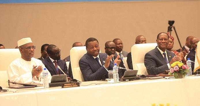 Le Président de la République SEM Faure Essozimna Gnassingbé participera le 27 avril prochain à une session extraordinaire de la Conférence des chefs d'Etat et de gouvernement de l'Union économique et monétaire ouest-africaine (UEMOA) par visioconférence au sujet de la crise sanitaire du Coronavirus.