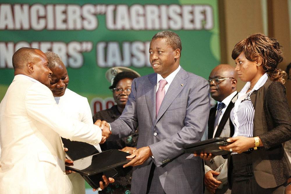 Le chef de l'Etat initie une nouvelle politique de promotion de la jeunesse togolaise