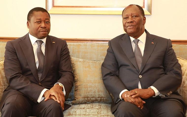 Décès du PM ivoirien : Compassion du peuple togolais au peuple frère de la Côte d'Ivoire