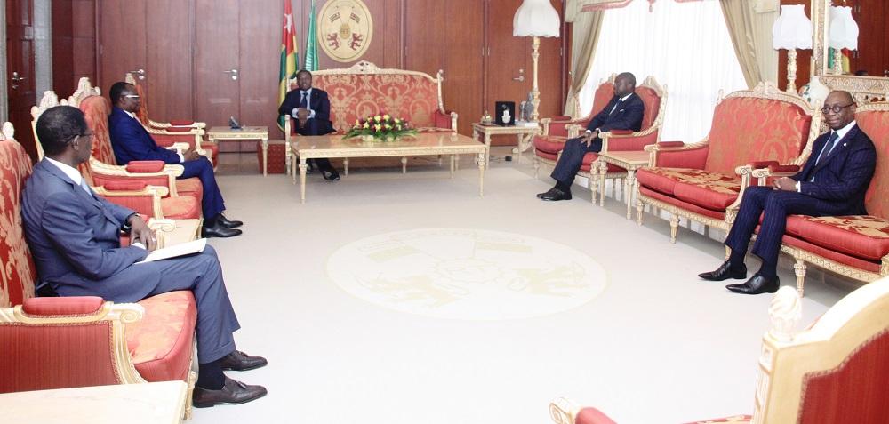 Intégration ouest-africaine : de nouvelles orientations du chef de l'Etat au nouveau président de la BOAD