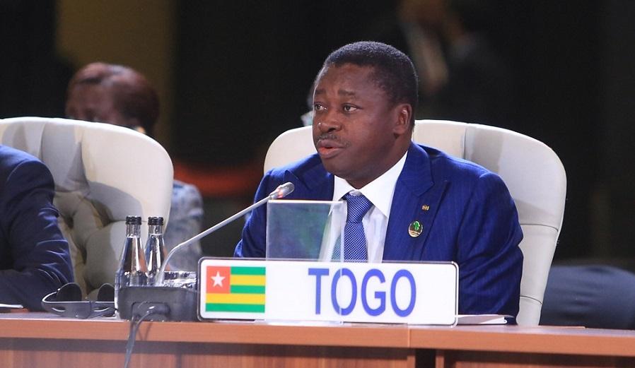 Le Président de la République, S.EM. Faure Essozimna Gnassingbé a participé, aux côtés de ses pairs, aux travaux de la 57è session ordinaire de la Conférence des chefs d'État et de gouvernement de la Communauté économique des États de l'Afrique de l'Ouest (CEDEAO), ce 07 septembre 2020 à Niamey au Niger.