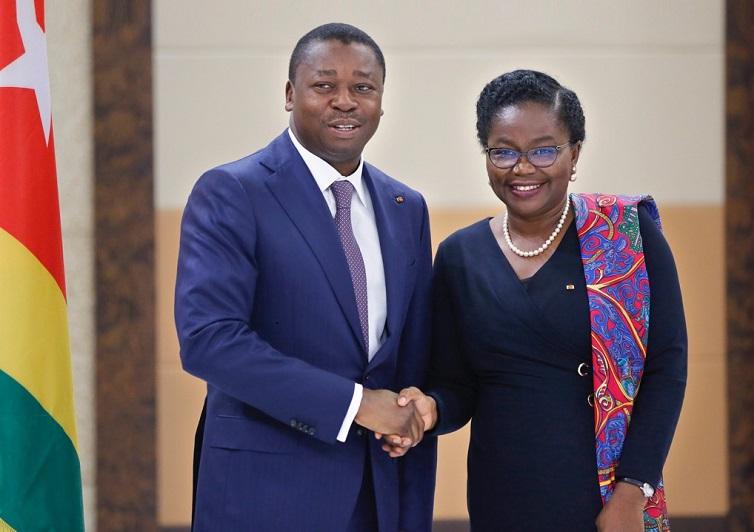 Formation du nouveau gouvernement Tomégah-Dogbé
