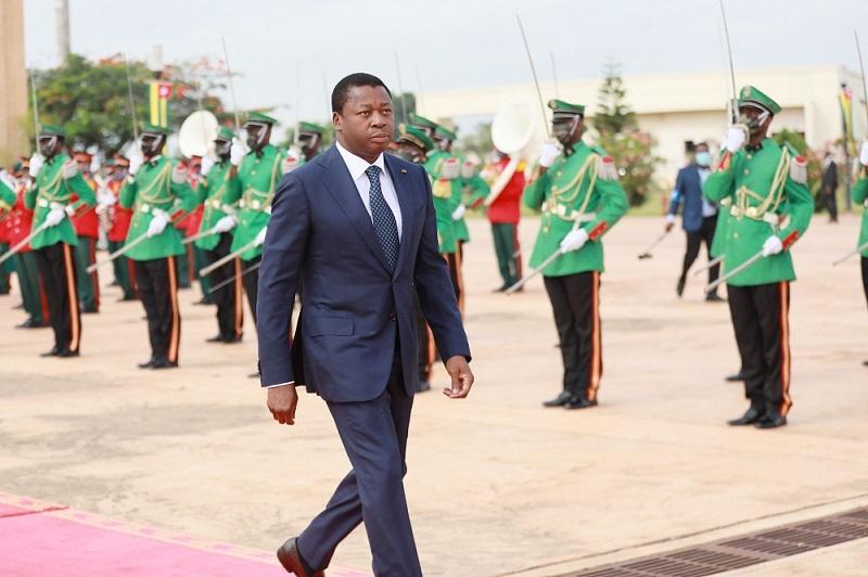 Le Président de la République SEM Faure Essozimna Gnassingbé, a procédé, ce 3 octobre 2020, à la nomination du Général de Brigade Komlan Adjitowou au poste de Chef d'Etat-major particulier de la Présidence de la République.