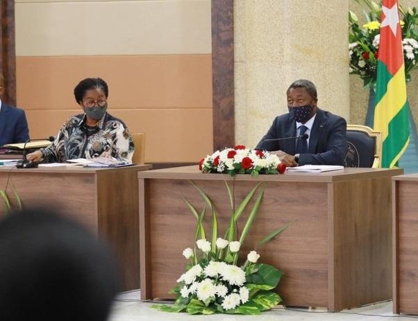 Le Président de la République, SEM Faure Gnassingbé Essozimna s'est résolument investi dans la promotion de la femme togolaise. Avec la formation du nouveau gouvernement, l'on note une présence accrue des femmes aux grands postes de décisions.