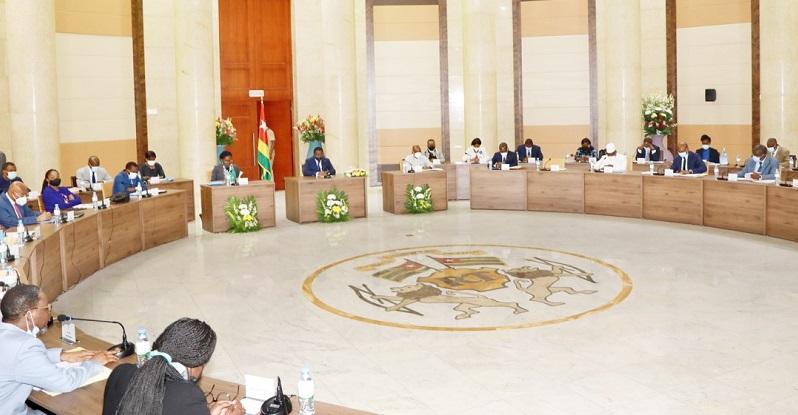 Conseil des ministres du 25 novembre 2020 : le Togo vers la réorganisation de la fonction financière des départements ministériels
