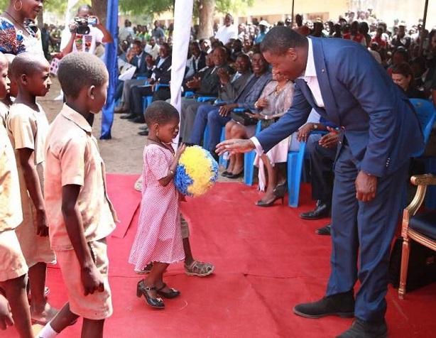 Après la ratification des instruments internationaux relatifs aux droits de l'enfant, le Togo s'est constamment engagé à promouvoir les droits de cette couche sociale vulnérable à travers l'adoption de plusieurs mécanismes juridiques nationaux.