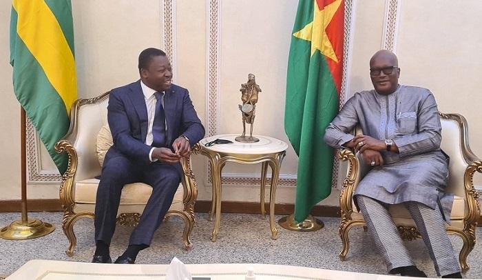 Le Président de la République, SEM Faure Essozimna Gnassingbé a effectué ce 22 décembre 2020 une visite d'amitié et de travail à Niamey au Niger.