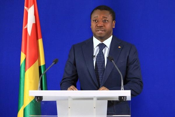 Le Président de la République SEM Faure Essozimna Gnassingbé s'est adressé, ce jeudi 31 décembre 2020, lors des traditionnels vœux de Nouvel An à la Nation togolaise