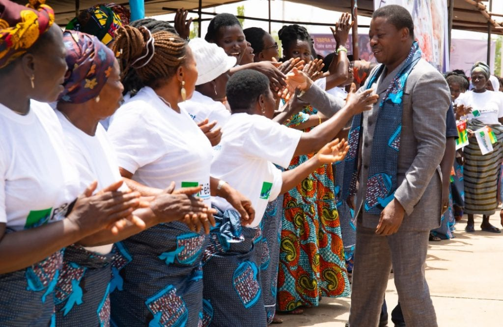 En janvier 2014, le Président de la République, SEM Faure Essozimna Gnassingbé a inscrit le Togo au rang des pays d'inclusion sociale et financière, avec la mise en place effective du Fonds national de la finance inclusive (FNFI).