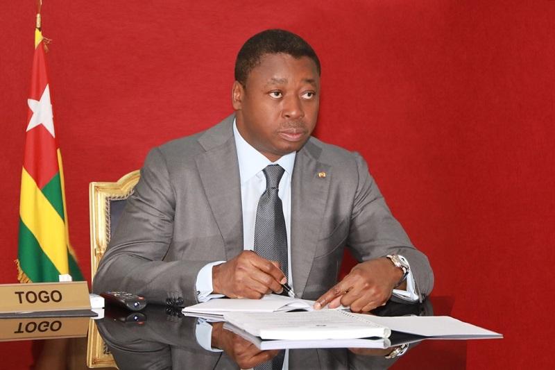 Les travaux de la 58è session ordinaire de la Conférence des Chefs d'Etat et de gouvernement de la Communauté économique des Etats de l'Afrique de l'Ouest (CEDEAO) se sont ouverts ce 23 janvier 2021 en présence du Président de la République, SEM Faure Essozimna Gnassingbé.