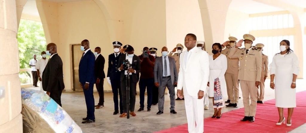 Le peuple togolais dans son ensemble se souvient ce jour de tous ceux qui ont payé de leur vie ce 24 janvier 1974 à Sarakawa, un événement qui appelle à un engagement pour le développement économique du pays.