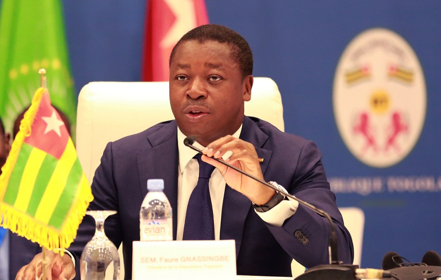 La diplomatie active du Président de la République, SEM Faure Essozimna Gnassingbé est marquée ces dernières années par la mise en place d'un cadre cohérent de partenariat avec des logiques d'intervention.