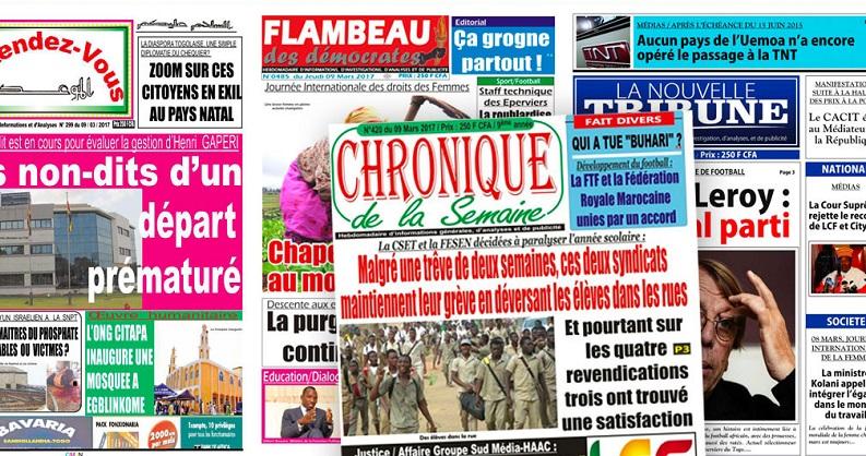 Le Togo a résolument opté ces dernières années pour une libéralisation de l'espace médiatique consacré dans le code de la presse et de la communication revisité récemment pour répondre aux évolutions liées à l'émergence de nouveaux médias.