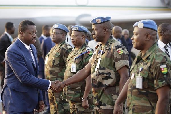 Le contingent togolais de la Mission multidimensionnelle intégrée des Nations Unies pour la stabilisation au Mali (MINUSMA), stationné dans la localité de Kerena, a été la cible ce mercredi d'une attaque terroriste.
