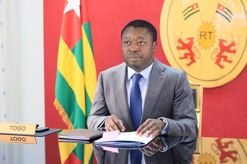 Une session extraordinaire de la Conférence des Chefs d'Etat et de gouvernement de la Communauté économique des Etats de l'Afrique de l'Ouest (CEDEAO) se tient ce 02 février 2021, par visioconférence.