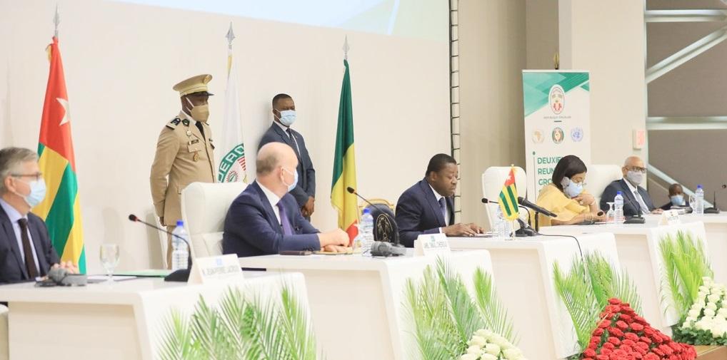 La deuxième réunion du Groupe de suivi et de soutien à la transition au Mali (GST-Mali) s'est tenue hier à Lomé sous l'égide des instances sous-régionales, continentales et internationales, avec une participation active du Président de la République Faure Essozimna Gnassingbé.