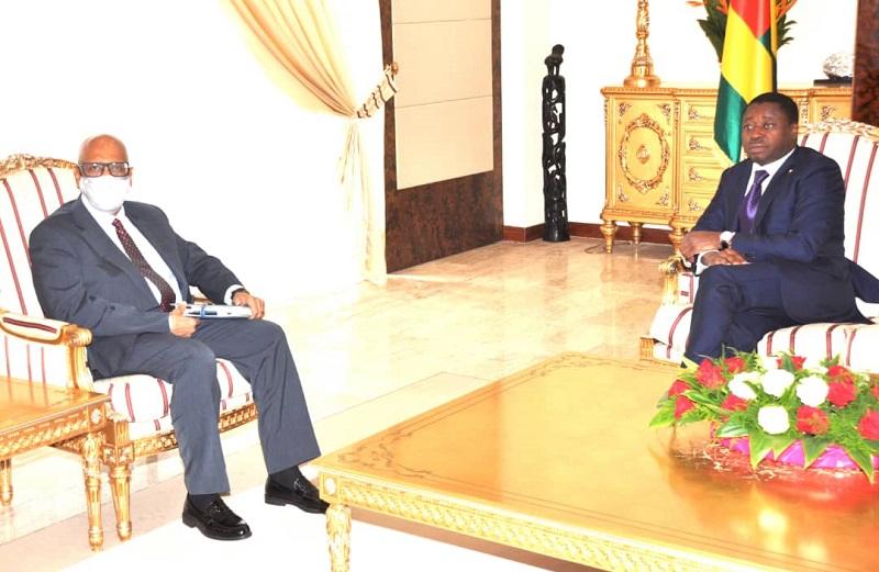 L'engagement du Président de la République Faure Essozimna Gnassingbé pour la résolution des conflits et la stabilité dans la sous-région notamment au Mali ne cesse de susciter de l'admiration.