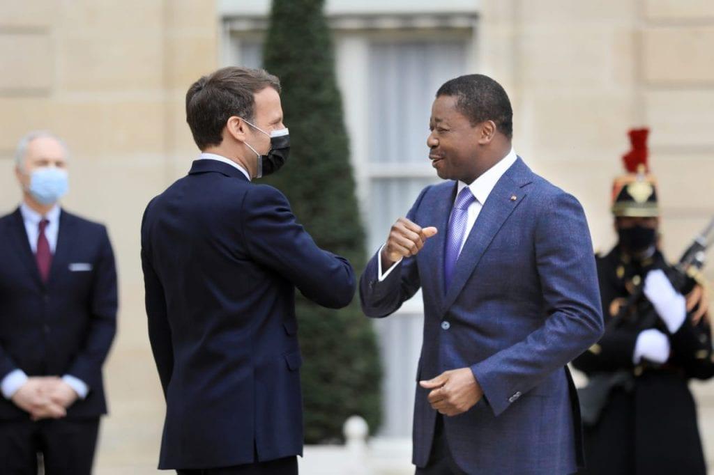 En visite officielle à Paris, le Président de la République Faure Essozimna Gnassingbé a eu un déjeuner de travail ce vendredi 9 avril à l'Élysée avec son homologue français Emmanuel Macron.