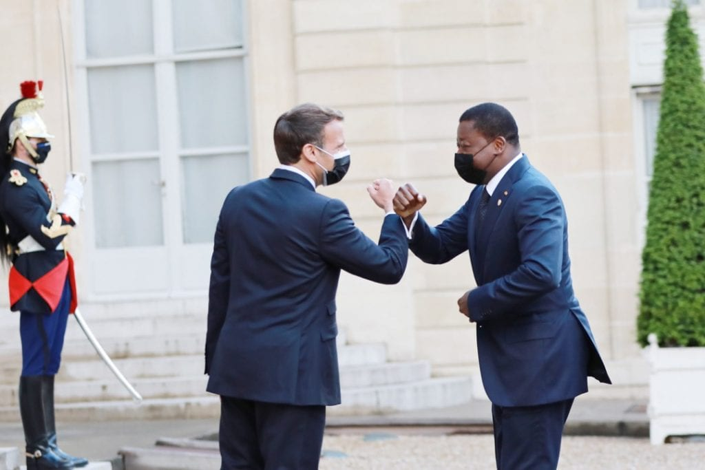 Le Président de la République Faure Essozimna Gnassingbé participe, ce mardi 18 mai 2021 à Paris en France, au Sommet sur le financement des économies africaines. Cette rencontre internationale vise à échanger sur les mécanismes du soutien financier massif dont doivent bénéficier les pays africains pour surmonter le choc de la pandémie et poser les bases d'une relance économique durable et endogène.