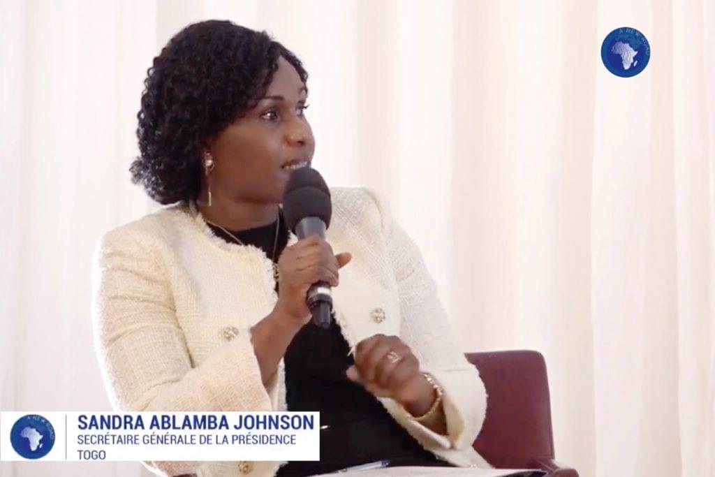 Lancement du think Tank ''A New Road'' à Abidjan avec la participation du Ministre, Secrétaire générale de la Présidence de la République