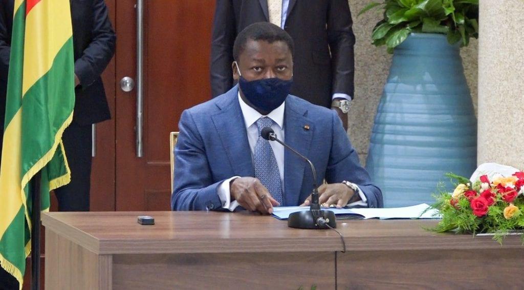 L'équipe gouvernementale s'est réunie ce 24 juin 2021 en Conseil des ministres sous la présidence du Chef de l'Etat, Faure Essozimna Gnassingbé. Le conseil a examiné deux projets de décret et écouté deux communications.