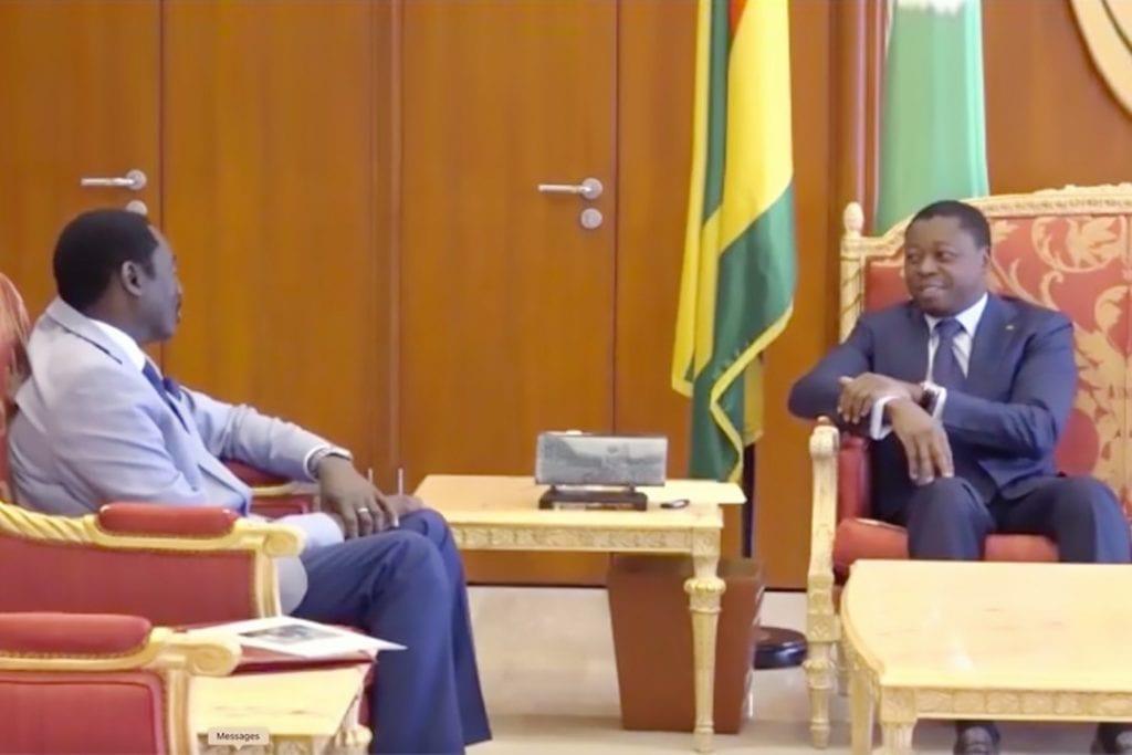 Les questions de paix et de sécurité dans la sous-région ouest africaine étaient ce mardi 08 juin 2021 au centre des échanges entre le Président de la République Faure Essozimna Gnassingbé et Mamadou Tangara, ministre gambien des Affaires étrangères et de la Coopération.