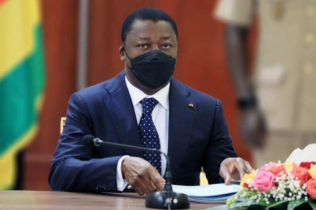 Le Chef de l'Etat Faure Essozimna Gnassingbé a présidé ce 7 juillet 2021 le Conseil des ministres.