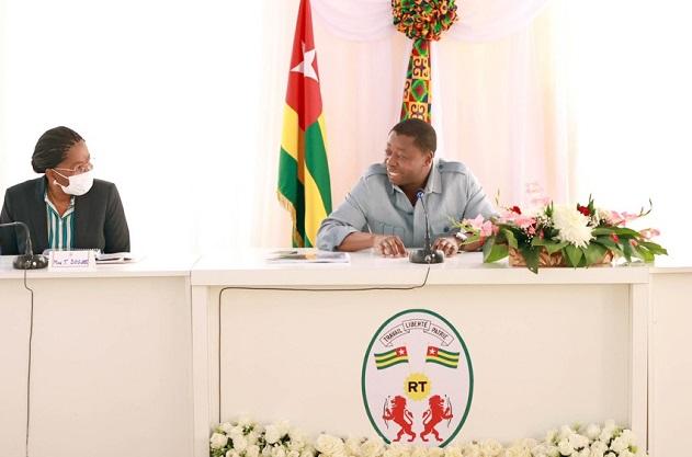 Les travaux d'un séminaire gouvernemental se tiennent depuis ce matin à Kara sous la présidence du Chef de l'Etat Faure Essozimna Gnassingbé.