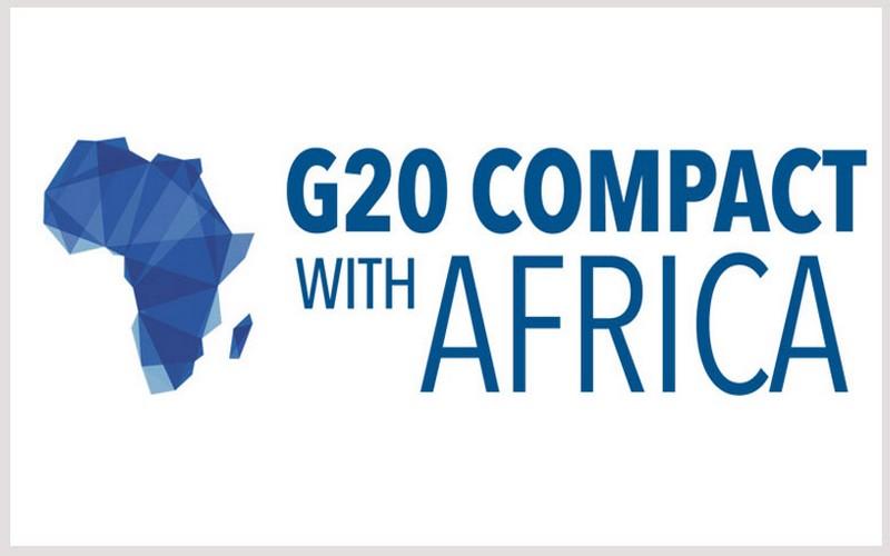 Les travaux de la troisième édition du sommet économique du «G20 Compact with Africa» (CwA) se sont déroulés ce vendredi 27 août 2021 à Berlin en Allemagne en virtuel et en présentiel. Le Chef de l'Etat est représenté par le ministre de l'Economie et des finances, Sani YAYA qui avait à ses côtés son collègue, Kodzo ADEDZE en charge du Commerce, de l'industrie et de la consommation locale.