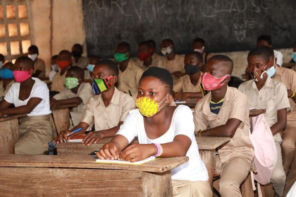 L'investissement dans le secteur de l'éducation tient à cœur au gouvernement togolais, et d'énormes initiatives ont été prises pour assurer aux apprenants une éducation de qualité pour tous, ces dernières années.