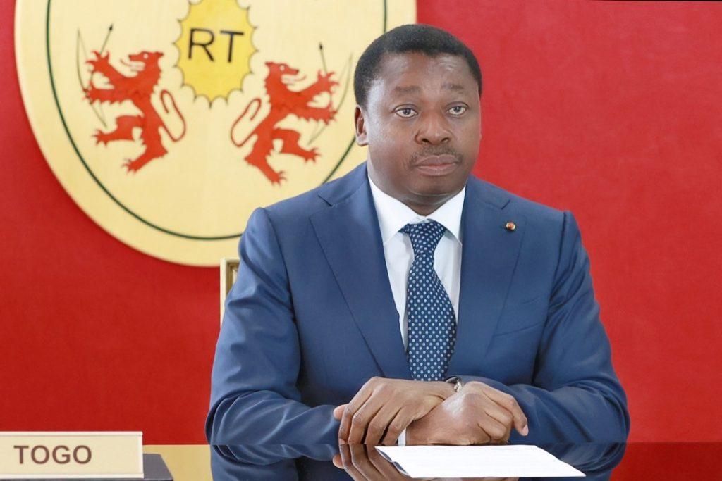 Le Président de la République Faure Essozimna Gnassingbé est intervenu ce 22 septembre 2021 par liaison vidéo au deuxième jour du débat général de la 76ème ssession ordinaire de l'Assemblée générale des Nations unies.