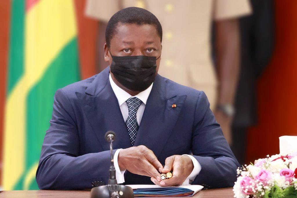 Le Chef de l'Etat Faure Essozimna Gnassingbé a présidé ce mercredi 29 septembre 2021 le Conseil des ministres