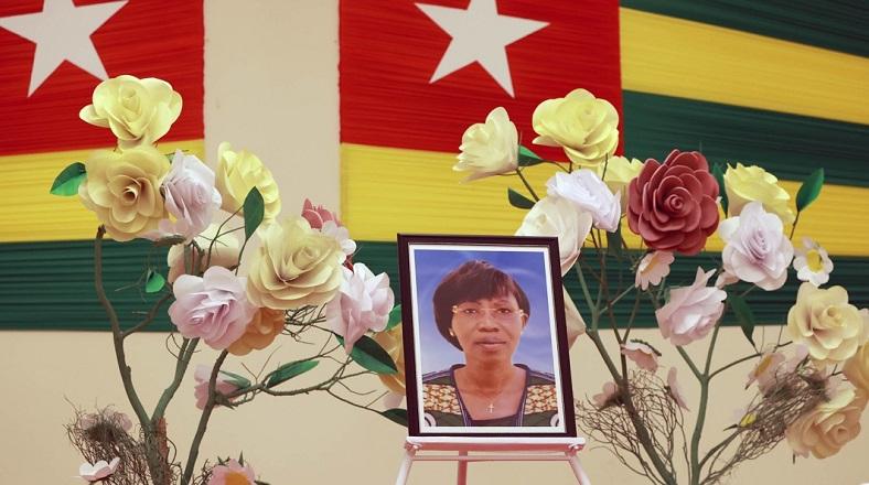 La présidente de la Commission nationale des droits de l'homme (CNDH), Mme Eugénie Nakpa-Polo a été rappelée à Dieu le 16 août dernier. En reconnaissance d'innombrables services rendus au pays, la Nation togolaise lui a rendu un hommage mérité ce 02 septembre 2021.