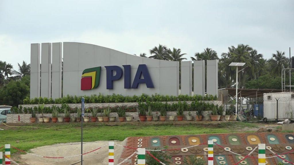 Le Togo dispose d'une Plateforme industrielle, la PIA (Plateforme Industrielle d'Atétikopé) inaugurée par le Chef de l'Etat Faure Essozimna Gnassingbé le 6 juin dernier. Cette infrastructure moderne est destinée à la promotion des chaînes à haute valeur ajoutée dans les secteurs agro-industriel, logistique, automobile, pharmaceutique, cosmétique, emballage et recyclage.