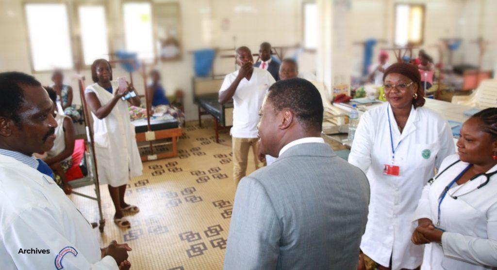 La santé des populations est l'une des préoccupations majeures des autorités togolaises qui s'investissent en vue d'offrir des soins de qualité. Plusieurs programmes ont été initiés et mis en œuvre conformément à la politique nationale sanitaire et aux Plans nationaux de développement sanitaire.